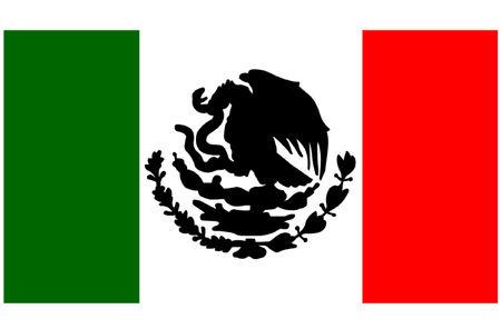 chihuahua dog: Flag of Mexico