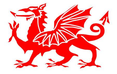welsh: Welsh Dragon
