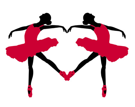 barre: Dancers