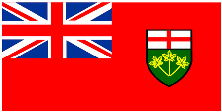 windsor: Flag of Ontario