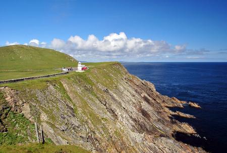 Sumburgh Head, Shetland Islands, Scotland, UK