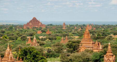 Bagan - Myanmar - Pagodas
