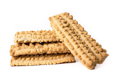 Biscuits made of corn