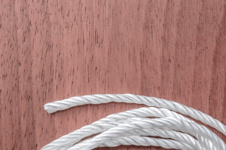 natural rope: A natural rope used to build electronic cigarettes wicks
