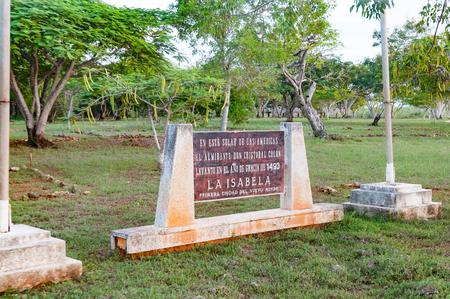 ドミニカ共和国でクリストフォロ コロンボ空港の着陸場所