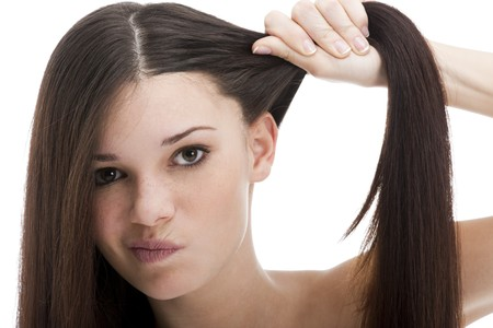 pulling beautiful: Problems with Hair