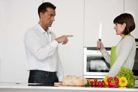 Relationship Problems Stock Photo - 8789667