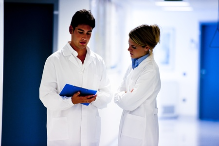 Medical Personnel Consulting Stock Photo - 11206773