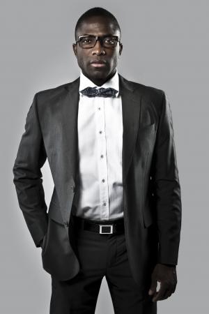 Elegant man or businessman Stock Photo