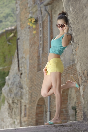 Summer Tourism in Italy