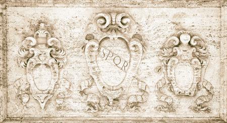 spqr: SPQR - Senatus Populusque Romanus