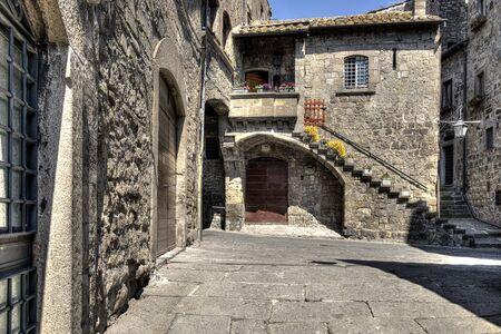 viterbo: Viterbo Medieval Building