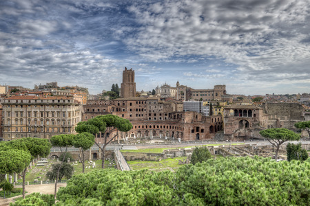 imperial: Imperial Fora in Rome