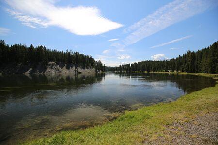 Yellowstone River, Yellowstone National Park