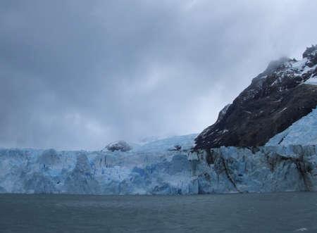Spegazzini Glacier in Argentine Patagonia