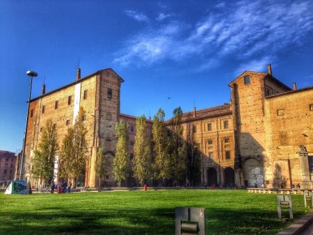 palazzo: Palazzo Pilotta Parma