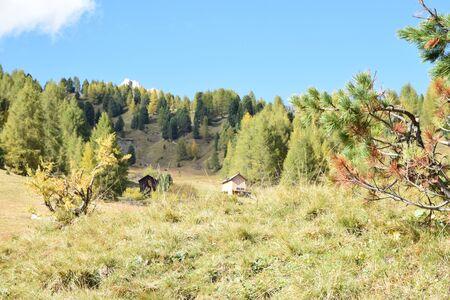 mountain lodges