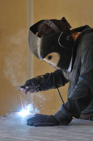 welder  Stock Photo - 8034726