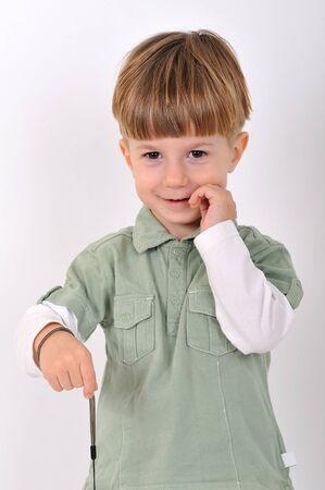 smiling boy Stock Photo - 18163076