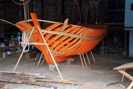 construction navale: la construction navale Banque d'images