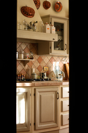 lived: Lived-in Tuscan Kitchen