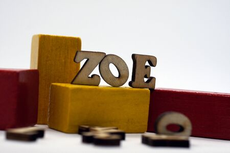 Popular first name zoe