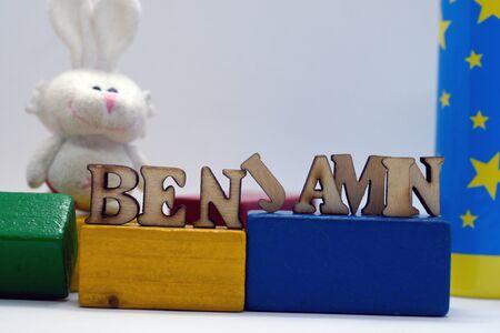Popular american male first name benjamin