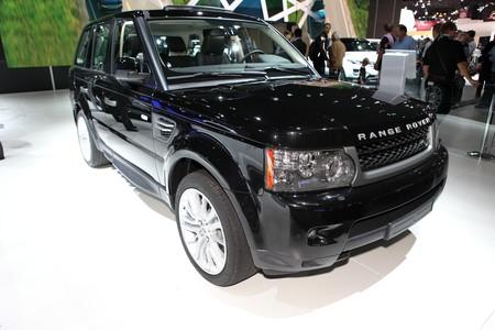 Paris Motor Show 2-17 October 2010: the Range Rover Éditoriale