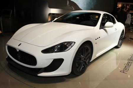 Paris Motor Show 2-17 October 2010: the Maserati GranTurismo GT