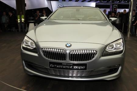 Paris Motor Show 2-17 October 2010: the new BMW 6 Series