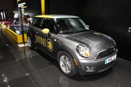 cooper: Paris Motor Show 2-17 October 2010: the new electric Mini