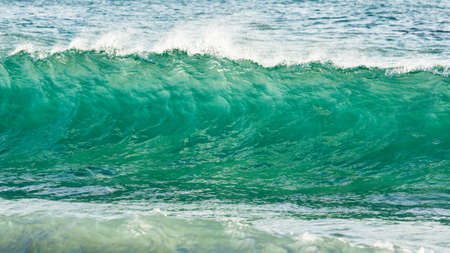 breaking wave: breaking wave