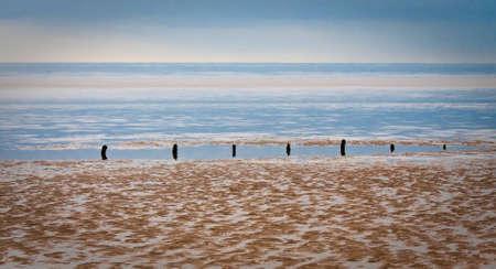 Scottish Beach Stock Photo