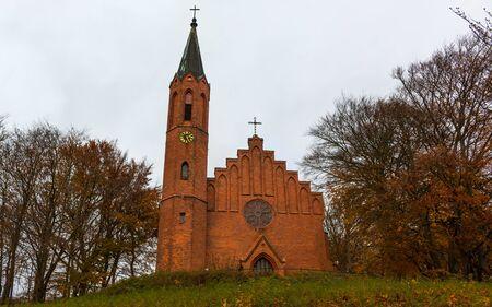 Sankt Johannis Church of Sassnitz