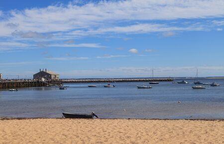 cape cod home: Provincetown, Massachusetts, Cape Cod  beach and ocean view.