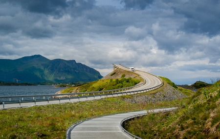 Atlantic Road viewpoint