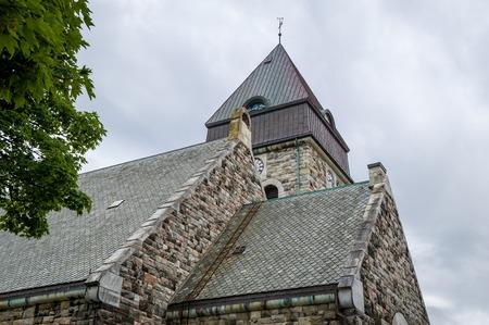 Alesund medieval cathedral,Norway