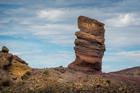 Garcia rock, Tenerife Stock Photo