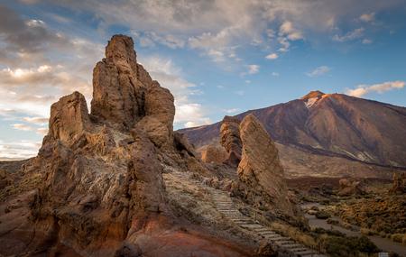 Mirador de la Ruleta, Canary islands. Foto de archivo - 114301142