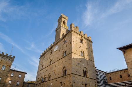 Bell tower of Piazza dei Priori, Volterra