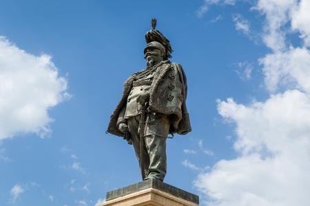 Statue di Vittorio Emanuele, Pisa 版權商用圖片 - 121251073