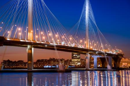 高速公路桥梁
