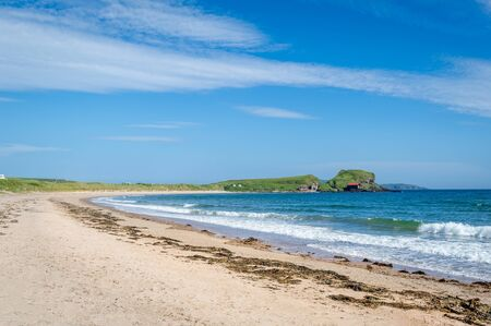 Kintyre peninsula beach, Scotland