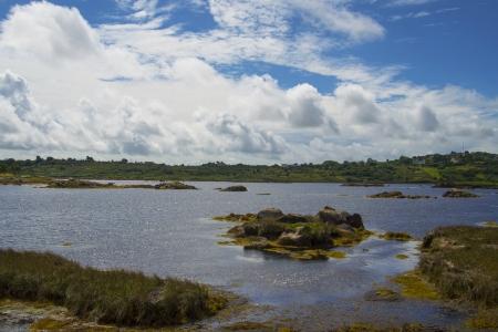 connemara: Connemara, lake landscape
