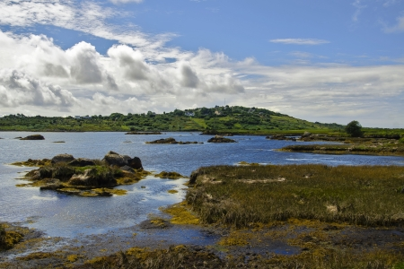 connemara: Connemara, landscape Stock Photo
