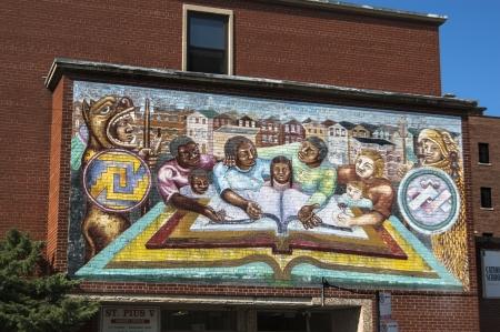 Murals in Pilsen, Chicago