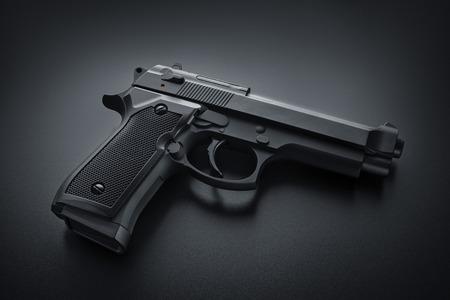 Pistola automática Foto de archivo - 28096799
