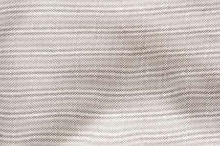 Synthetic fabric waterproof texture - beige Reklamní fotografie