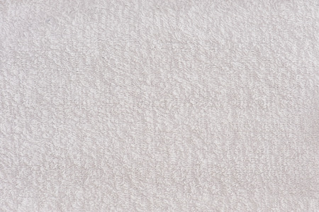 white terry cloth texture
