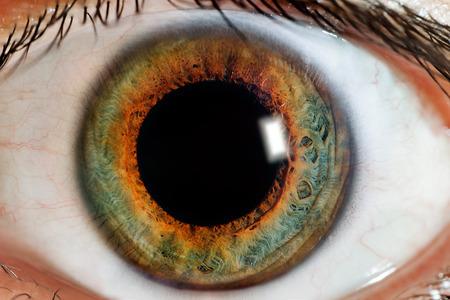 eye Zdjęcie Seryjne